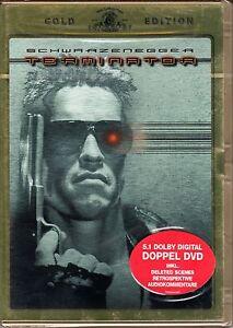 Terminator , 2 Disc Gold Edition , 100% uncut , DVD Region2 , NEW & Sealed