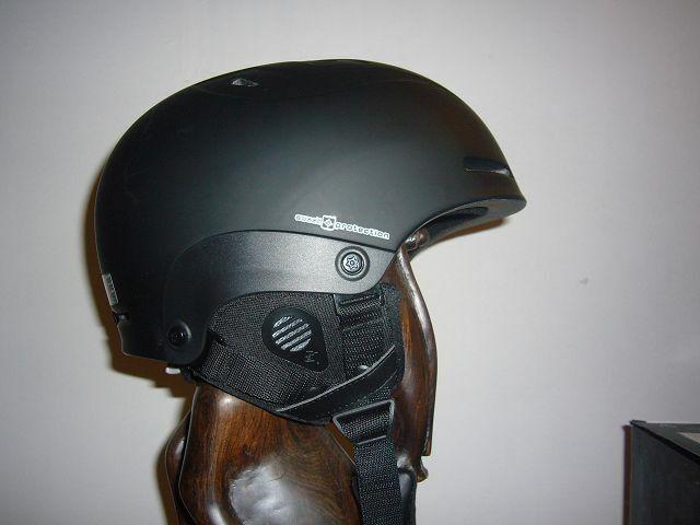 Ski Snowboard Helm neu, SweetProtection ML black, Blaster Helmet, Farbe: Dirt B