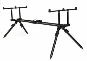 NEW-Fox-Horizon-Duo-Pod-3-Rod-Inc-Case-Rod-Pod-CRP027-Carp-Fishing