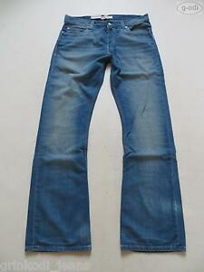 Levi-039-s-512-Bootcut-Jeans-Hose-W-38-L-34-NEU-Light-Faded-Denim-RARITAT