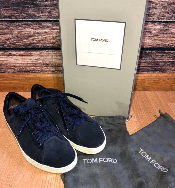 Tom Ford It Shoes Men's Suede 43 BOOTS