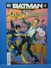 Comics CB15506 Multiversity Guidebook #1  Variant Edition D.C