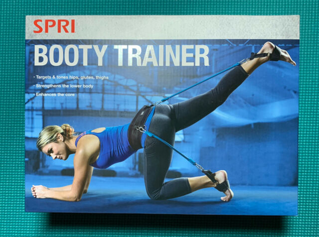 Spri -Booty Trainer Kit Exercises To Build, Lift And -2676