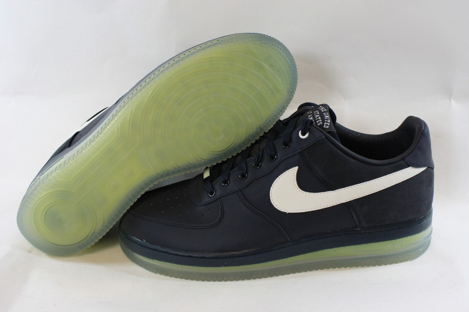 NEW Mens NIKE Air Force 1 Low Max Air NRG 532252 410 Sneakers shoes