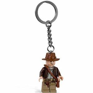 LEGO Indiana Jones Minifigure Keychain