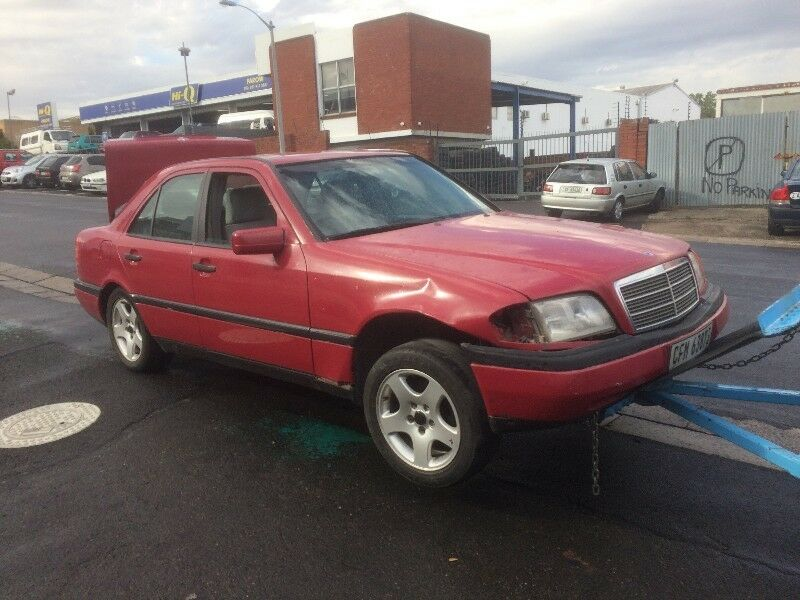BENZO PARTS NOW STRIPPING: 1994 MERCEDES-BENZ C220 AUTO W202 SERIES