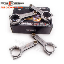 Connecting Rod Rods for Mazda MX5 MX-5 Miata B6 BP 1.6 1.8 Conrods ARP Bolts msr