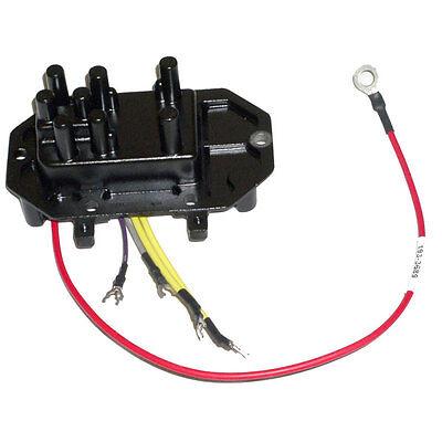 Johnson Evinrude 35AMP 185-225HP Loopers Voltage Regulator 193-3689