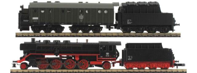 81362 Marklin Z-scale Snow Plow Train set class 39 loco & powered rotary 5 POLE