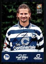 Marc Arnold Hertha BSC Berlin 1997/98 TOP  + A 72713