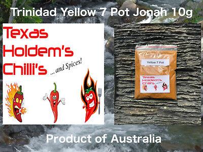 10 Seeds Trinidad 7 Pot Jonah