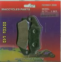 Kawasaki Disc Brake Pads Klx250 1993-2007 Front (1 Set)