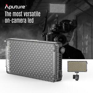 Aputure-AL-F7-Amaran-LED-CRI-95-3200-9500K-DSLR-On-Camera-Light-Lamp-Panel-B9U3