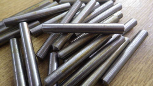 "20 x 1//4/"" x 3//4/"" SOLID TAPER PINS STEEL 1:48 ENGINEERING TAPER PIN NOS"