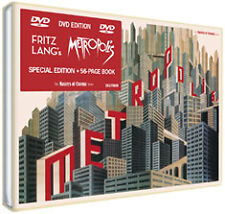 DVD:METROPOLIS (RECONSTRUCTED & RESTORED)   - NEW Region 2 UK
