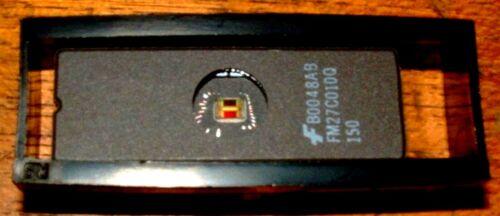 5 x Fairchild FM27C010Q150//NM27C010Q 27C010 32 Broches à double rangée de connexions New EPROM nouveau