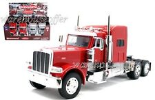 NEWRAY 1:32 DISPLAY PETERBILT 389 CAB SEMI-TRUCK SS-52921 DIECAST CAR