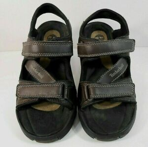78dca5efc600 Image is loading Timberland-Boys-Sandals-Water-Shoes-Childrens-Youth-Sz-