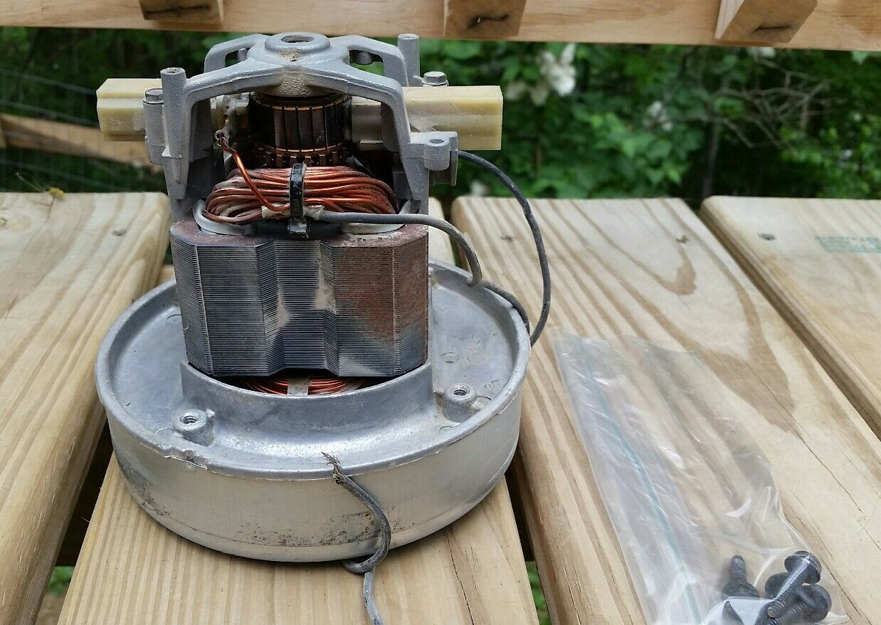 Eureka redo-Matic Canister Vacuum Motor 1779