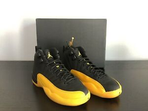 Air Jordan 12 University Gold Kids Us Size 4y Brand New With Box Ebay