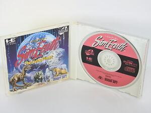 SIM-EARTH-ref-C-PC-Engine-SCD-PCE-Grafx-Japan-Game-pe