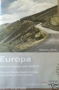 Audi-Navigation-Plus-RNS-E-DVD-2-Deutschland-BENELUX-Alpen-WEST-2016-8P0060884CG