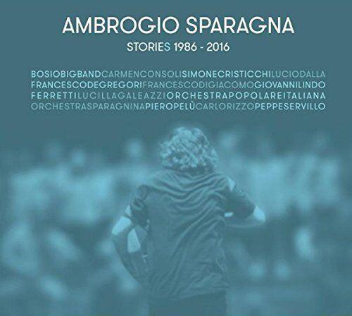 Ambrogio Sparagna - Stories 1986-2016 [CD]