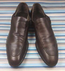 instapper 9 Made bovenen zoolschoenen leren Switzerland Bally voor In Bruine D loafers nOk8NwXZ0P