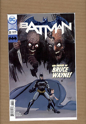 BATMAN #38 DC COMICS NEAR MINT 1//3//18