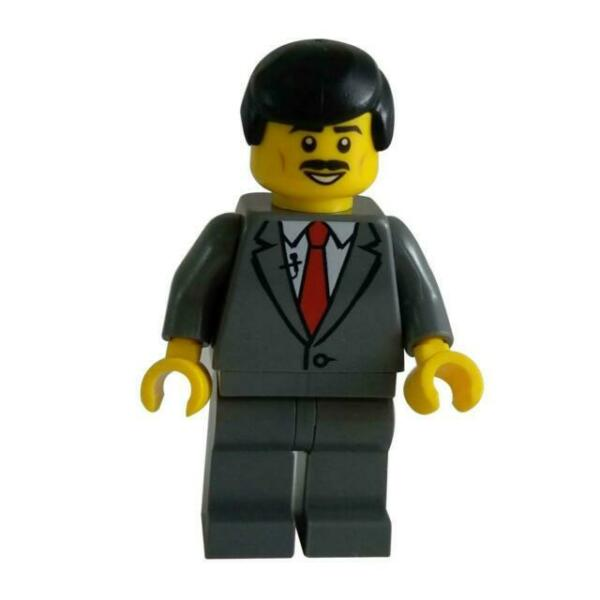 1 LEGO Minifigure Fred Finley For Sale Online
