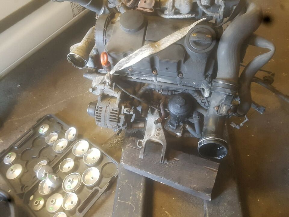 VW T5 1.9 TDI Turbo Dysser generator osv