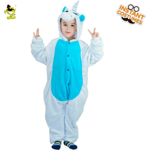 Kids Elephant Pajamas Costume Animal Pajamas With Hood For Unisex Child Jumpsuit