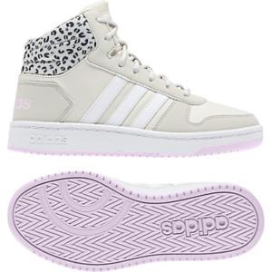 Adidas Schuhe Hoops Mid 2.0 Stiefel, Frauen, Sneaker ,Kinder, F35798 /D4