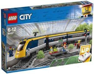 Lego-Technic-60197-Personenzug-Eisenbahn-NEU-OVP
