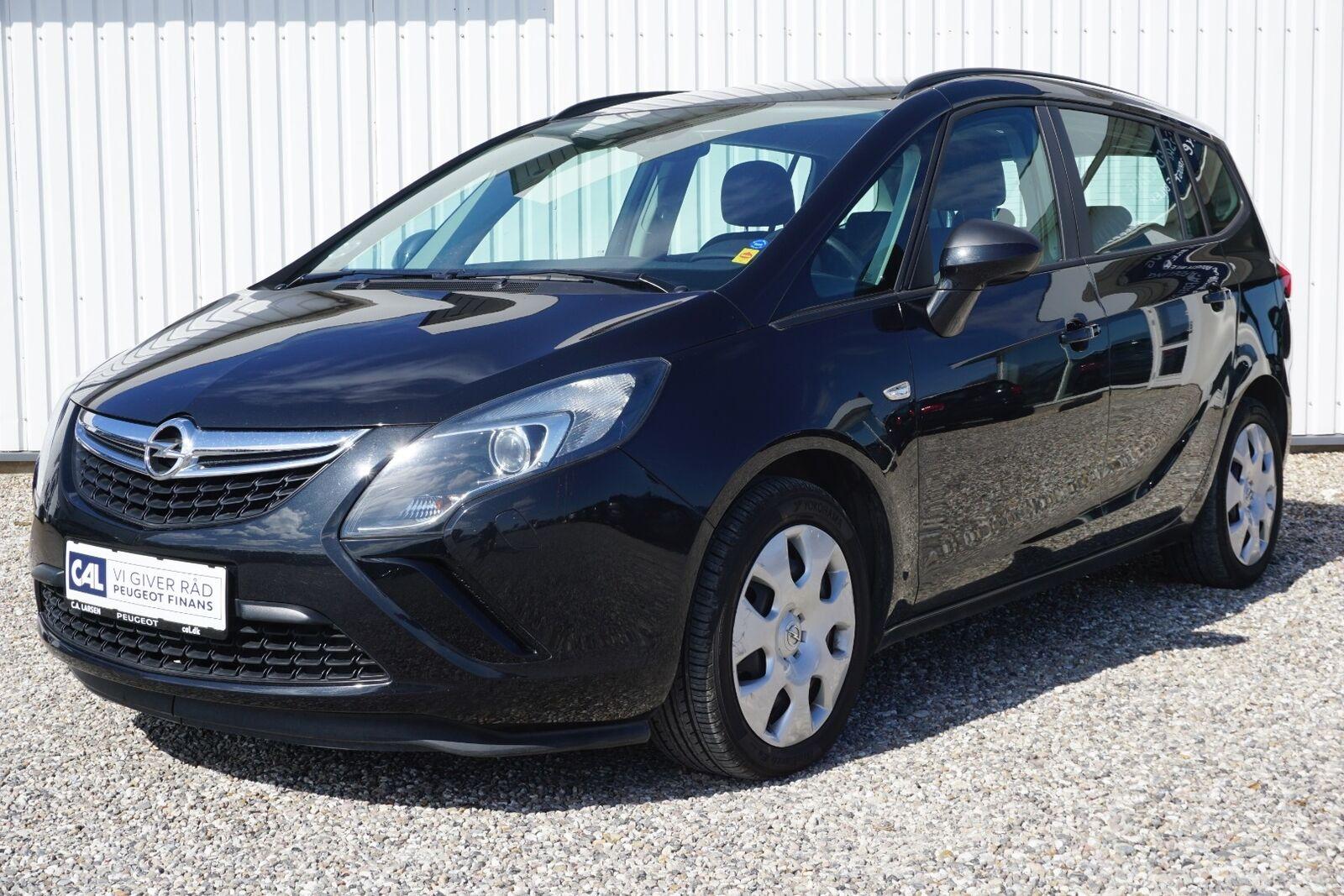 Opel Zafira Tourer 1,4 T 140 Cosmo aut. 5d - 159.900 kr.