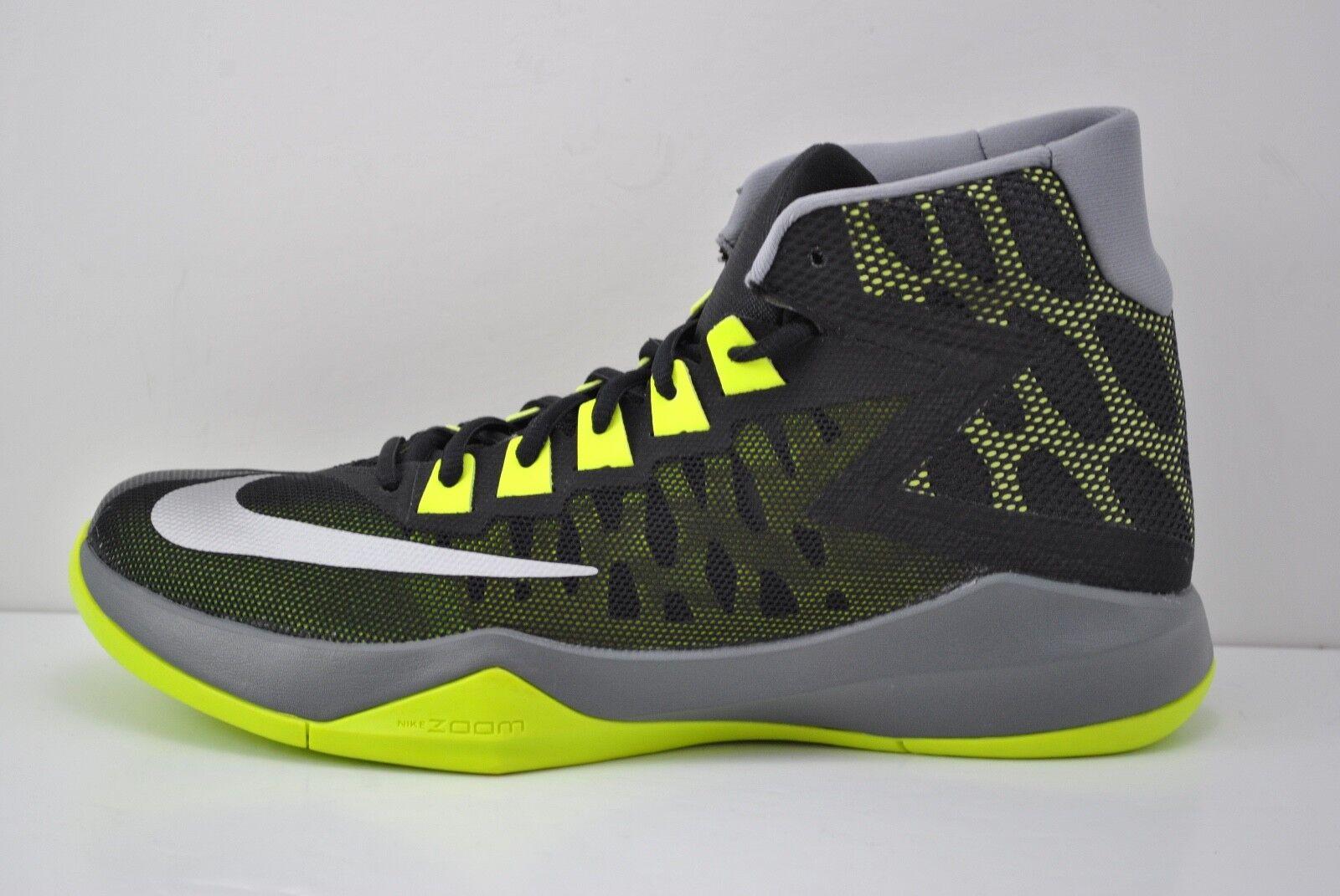 Hombre zapatos Zoom de baloncesto de Nike Zoom zapatos devosion comoda marca de descuento 7a0a14