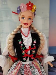 Barbie POLAND  POLISH  ÉDITION MATTEL Collector