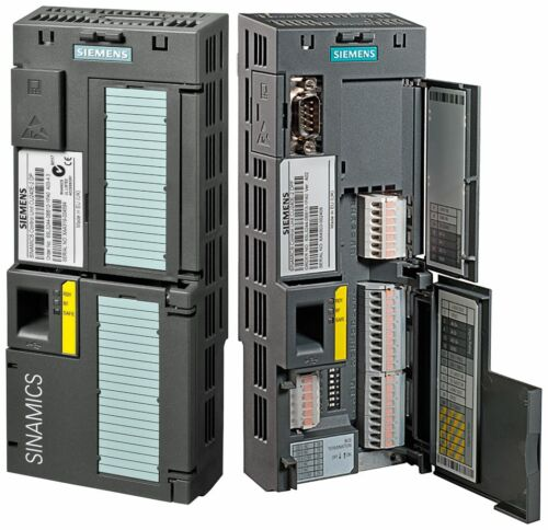 Siemens 6SL3244-0BB12-1BA1 CU240E-2 E-TYPE RS485-INTERFACE