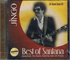Santana Jingo ( Best of) Zounds Gold CD Neu OVP Sealed OOP