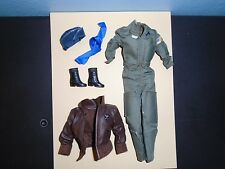 Military Air Force BARBIE De-Boxed FASHION Stars N Stripes Limited Edition 1990
