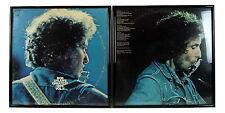 "BOB DYLAN Framed Album Cover SET ""Greatest Hits Vol II"" Folk Rock Music Gift"