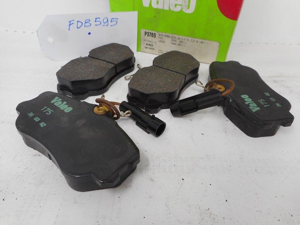 Kit pastiglie BREMBO P23149 LANCIA