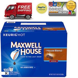 Maxwell-House-100-K-Cups-House-Blend-Coffee-100-Arabica-Coffee-100-ct