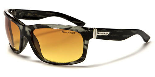 LIMITED HD Xloop Designer occhiali da sole rettangolari Uomo Donna 100/% UV400 XL487HD