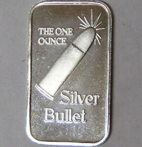Oz 999 Fine Silver Bar 121219