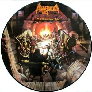 NM-NM-Magnum-On-A-Storyteller-039-s-Night-Vinyl-LP-Picture-Pic-Disc