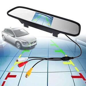 4-3-034-TFT-LCD-Color-Monitor-Car-Reverse-Rear-View-Mirror-for-Backup-Camera-JS