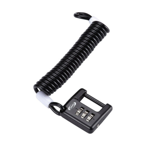 BBB MiniSafe Curly BBL-52 Cable Bike Lock 120 cm x 3 mm