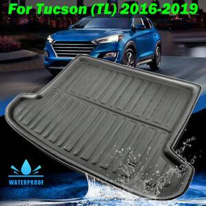 For-Hyundai-Tucson-2015-2019-Rear-Trunk-Cargo-Mat-Floor-Carpet-Tray-Boot-Liner
