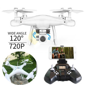 SMRC S10 720P HD Camera FPV WIFI Drone Quadcopter APP+Remote Control Helicopter